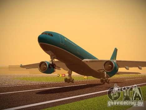 Airbus A330-200 Vietnam Airlines для GTA San Andreas