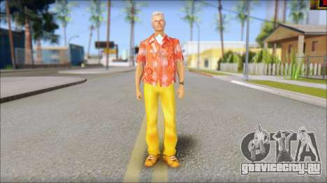 Doc with No Glasses 2015 для GTA San Andreas