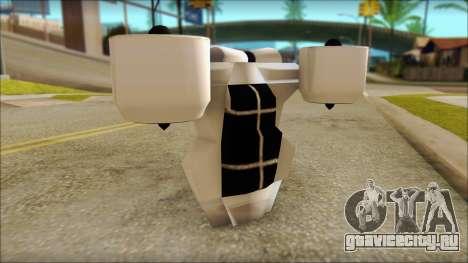 Modern Jetpack для GTA San Andreas четвёртый скриншот