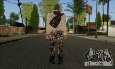 Arctic Avenger (Tactical Intervention) v2 для GTA San Andreas второй скриншот