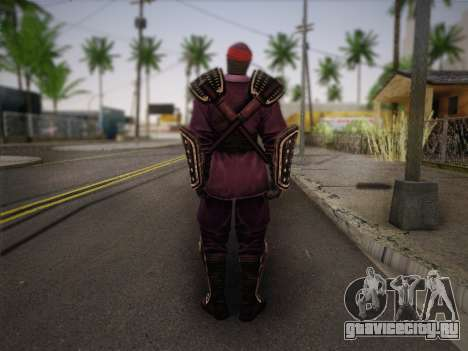 Foot Soldier Elite v2 для GTA San Andreas второй скриншот