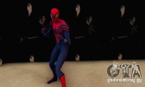 Skin The Amazing Spider Man 2 - Suit Ben Reily для GTA San Andreas