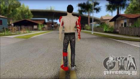 Stark Meshmod для GTA San Andreas второй скриншот