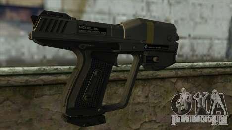 Halo Reach M6G Magnum для GTA San Andreas второй скриншот