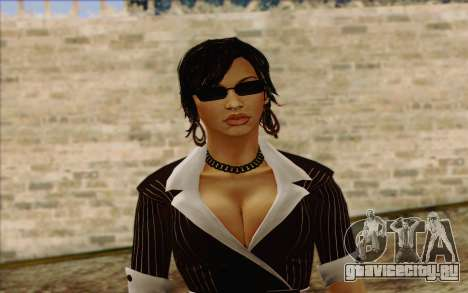 Candy from Batman Arkham Origins для GTA San Andreas третий скриншот