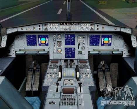 Airbus A330-300 Air China для GTA San Andreas салон
