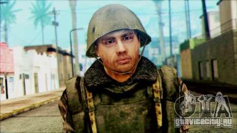 Солдат СА (WIC) для GTA San Andreas третий скриншот