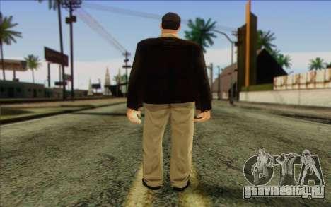 Russian Cats II Skin 2 для GTA San Andreas второй скриншот