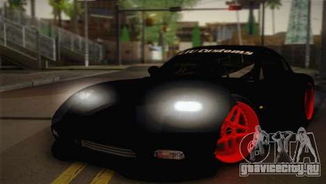 Mazda RX-7 Drift для GTA San Andreas