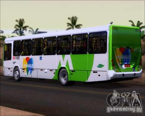 Marcopolo Torino 2007 - Volksbus 17-230 EOD для GTA San Andreas вид справа