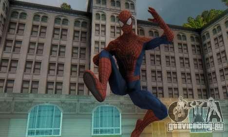 The Amazing Spider Man 2 Oficial Skin для GTA San Andreas второй скриншот