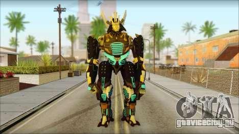 Дрифт (Transformers: Rise of the Dark Spark) для GTA San Andreas