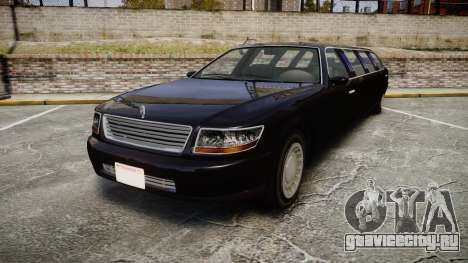 GTA V Albany Washington Limousine для GTA 4