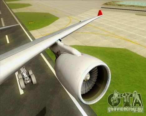 Airbus A330-300 Qantas для GTA San Andreas