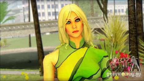 Vertigo Deadpool The Game Cable для GTA San Andreas