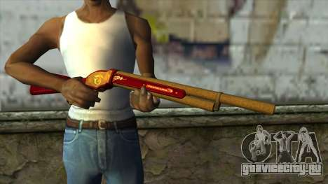 M1887 from PointBlank v1 для GTA San Andreas
