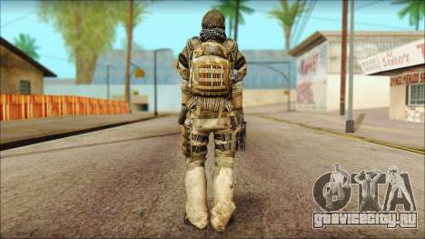 Ветеран (AVA) v1 для GTA San Andreas второй скриншот