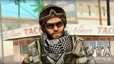 Ветеран (AVA) v1 для GTA San Andreas третий скриншот