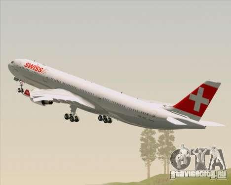 Airbus A330-300 Swiss International Air Lines для GTA San Andreas
