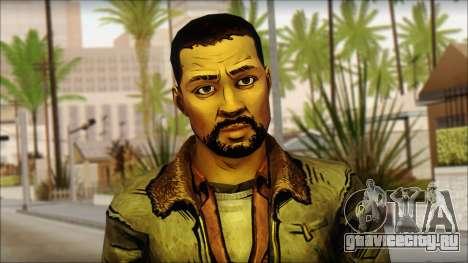 Lee Everett для GTA San Andreas третий скриншот