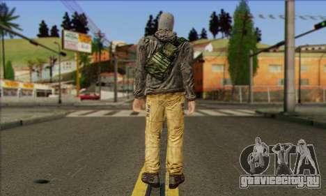 Arctic Avenger (Tactical Intervention) v1 для GTA San Andreas второй скриншот