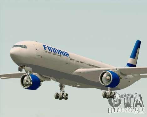 Airbus A330-300 Finnair (Old Livery) для GTA San Andreas