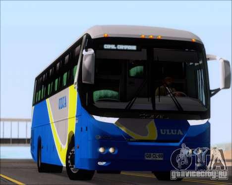 Comil Campione Ulua Scania K420 для GTA San Andreas двигатель