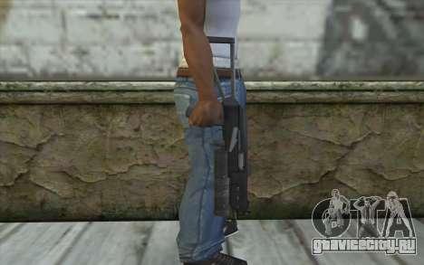 ПП-19 Бизон (Battlefield 2) для GTA San Andreas третий скриншот