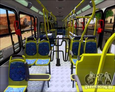 Marcopolo Torino 2007 - Volksbus 17-230 EOD для GTA San Andreas вид сзади