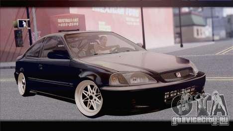 Honda Civic EM1 для GTA San Andreas