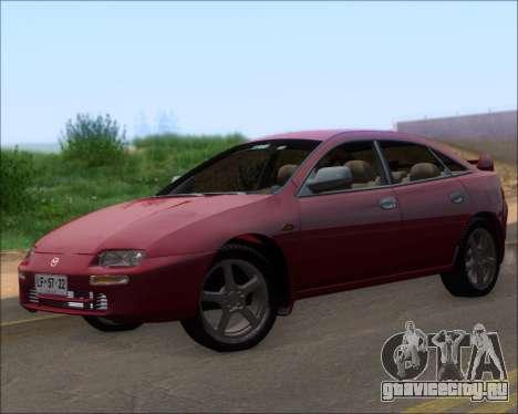 Mazda 323F 1995 для GTA San Andreas вид слева