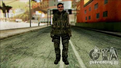 Боец (PLA) v2 для GTA San Andreas