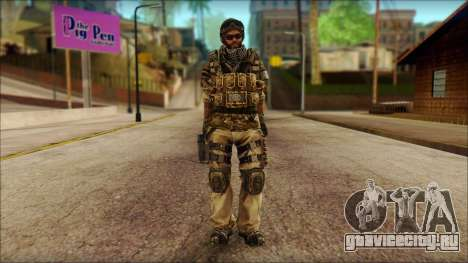 Ветеран (AVA) v1 для GTA San Andreas