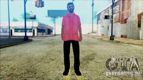 Bmori from Beta Version для GTA San Andreas