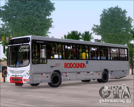 Marcopolo Torino G7 2007 - Volksbus 17-230 EOD для GTA San Andreas вид слева