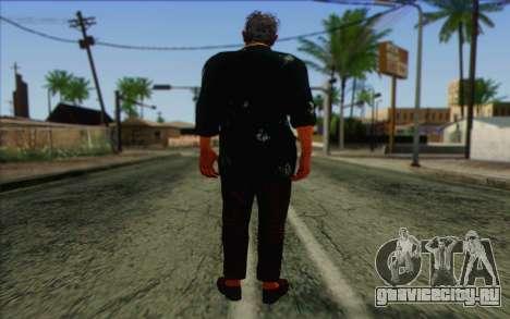 Доктор Алек Эрнхардт для GTA San Andreas второй скриншот