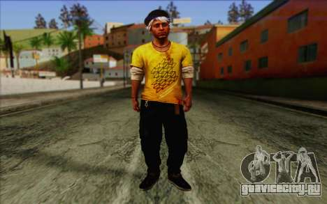 Oliver Carswell для GTA San Andreas
