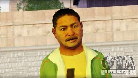 GTA 5 Ped 11 для GTA San Andreas третий скриншот