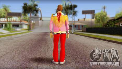 Marty from Back to the Future 1885 для GTA San Andreas второй скриншот