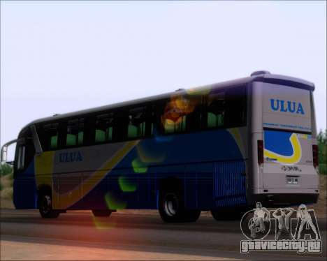 Comil Campione Ulua Scania K420 для GTA San Andreas вид сзади слева