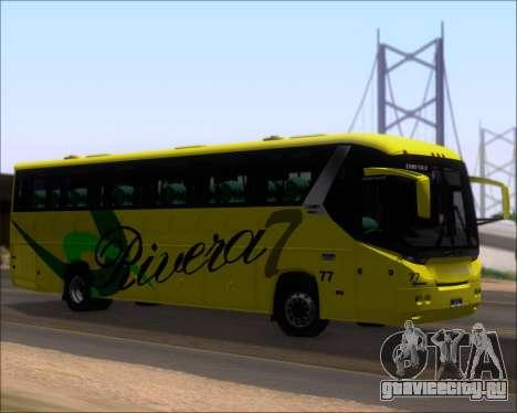 Comil Campione 3.45 Scania K420 Rivera для GTA San Andreas вид слева