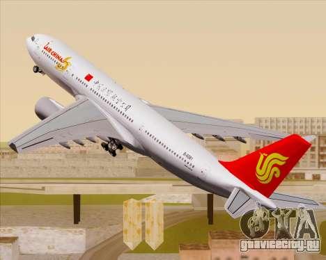 Airbus A330-200 Air China для GTA San Andreas