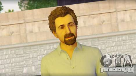 Fried Lander для GTA San Andreas третий скриншот