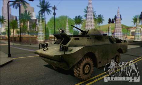 BRDM-2 from ArmA Armed Assault для GTA San Andreas