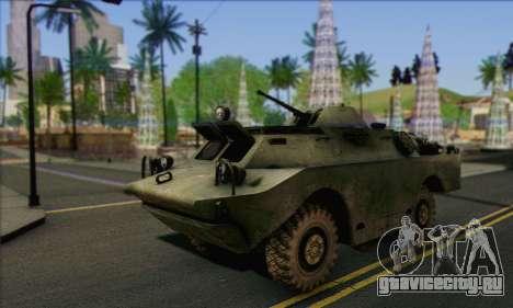 BRDM-2 from ArmA Armed Assault для GTA San Andreas