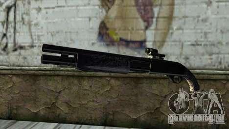 PurpleX Shotgun для GTA San Andreas