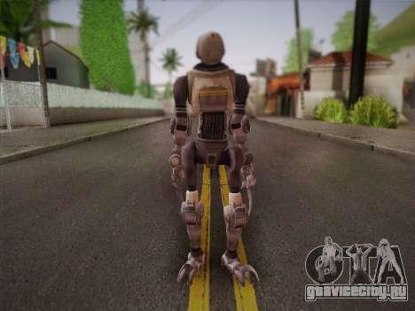 Mouser Human для GTA San Andreas