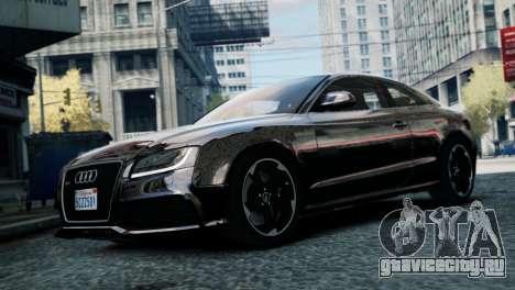 Audi RS5 2011 для GTA 4