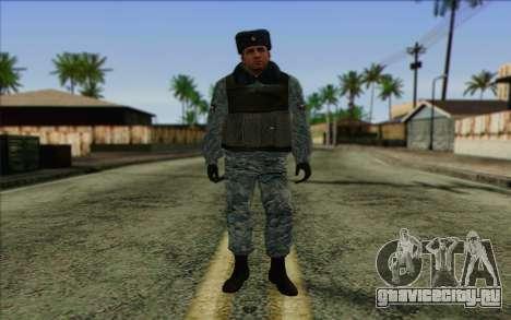 Полиция России Скин 5 для GTA San Andreas