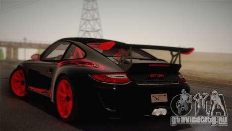 Porsche 911 GT3RSR для GTA San Andreas вид слева